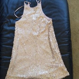 Forever 21 Sequince Dress
